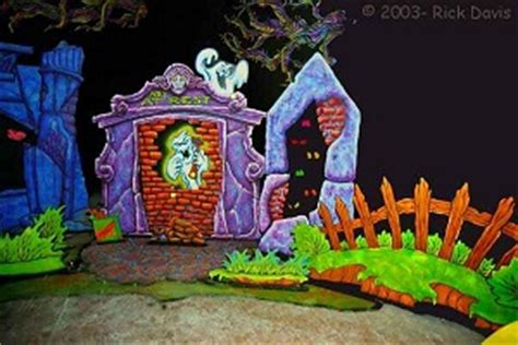 scooby doo   haunted castle dafe