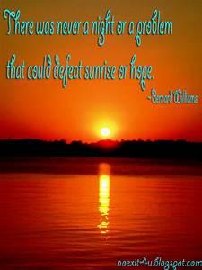Sunrise Quotes. QuotesGram