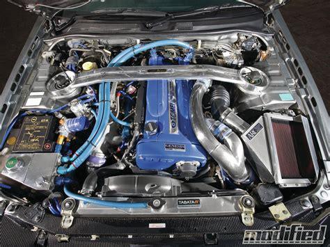 Nissan Skyline GTR R34 Engine
