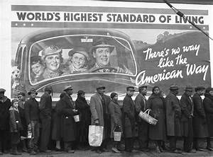 The Reel Foto: Margaret Bourke-White: Depression Era Food Line