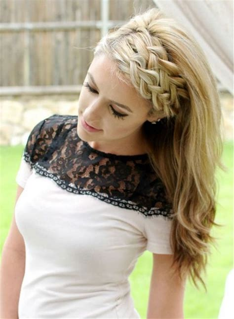 cute easy summer hairstyles  long hair easy