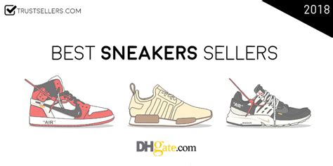 dhgate replica sneakers sellers review brands quality