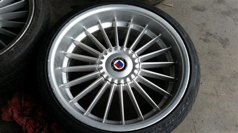 Genuine 19 Bmw Alpina Alloy Wheels For Sale In Coolmine