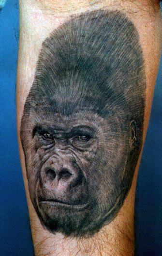 gorilla tattoos askideascom
