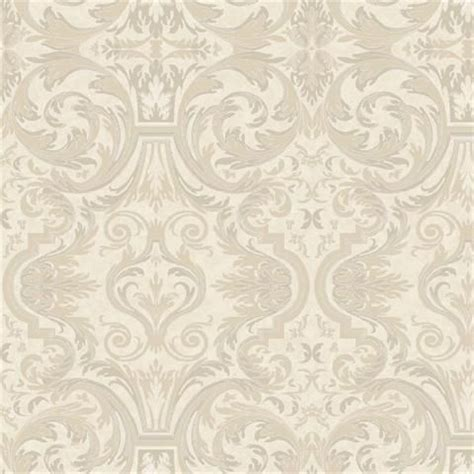 yellow guinevere baroque marquetry wallpaper papeis de