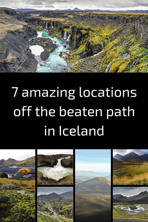 the beaten track in best 7 the beaten path locations in iceland