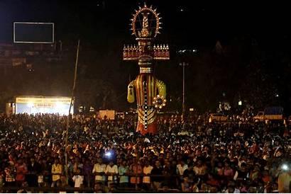 Dussehra Festival Ravana Hindu India Celebrating Demonio