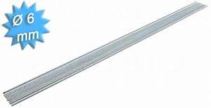 Tige Filetée 10 Mm : tige filet e 6 mm x 1 m tre en acier zingu lot de 10 13 ~ Edinachiropracticcenter.com Idées de Décoration