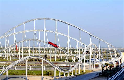 1 Formula Rossa by Top 5 Fastest Roller Coasters In The World Flavorverse