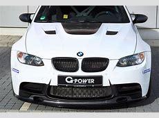 GPower BMW E92 M3 RS Aero Package