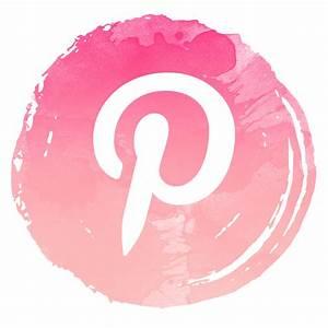 Pinterest Icon | Georgia Lou Studios