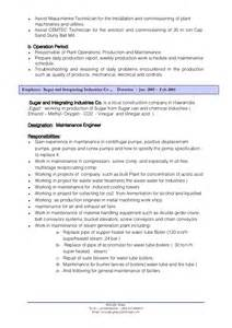 mechanical design engineer and gas resume mechanical engineer cv