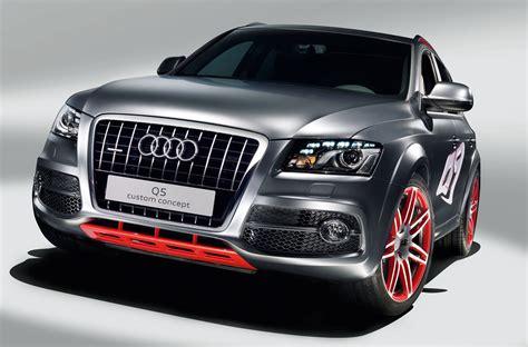 Ausmotivecom » Audi Q5 Gets More Enthusiastic