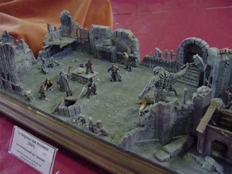 diorama le tombeau de balin d 233 cor le seigneur des anneaux