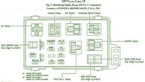 2000 Tundra Fuse Box by Toyota Page 4 Auto Fuse Box Diagram