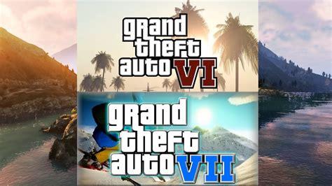 Трейлер Grand Theft Auto 6