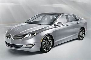 2016 Lincoln Mkz Review