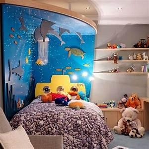Dco Chambre Enfant 50 Ides Cool Pour Enjoliver Les Murs
