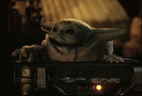 The Mandalorian Baby Yoda GIF - TheMandalorian BabyYoda ...