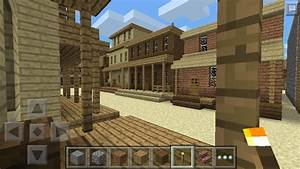 QuotWestern Townquot Minecraft