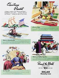 Vintage Travel and Tourism Ads of the 1930s