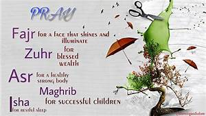 Islamic Quote: ... Salam Maghrib Quotes