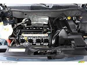 What Engine Is In A 2007 Jeep Compass