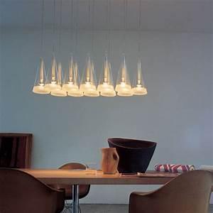 Pendelleuchten Esstisch Design : originelle pendelleuchten designs im esszimmer ~ Michelbontemps.com Haus und Dekorationen