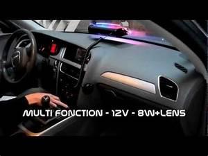 Feux De Penetration : feux de penetration pare brise led flash car flashing 12v patrouilleur depanneuse ambulance ~ Medecine-chirurgie-esthetiques.com Avis de Voitures