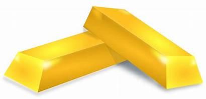 Gold Bricks Clip Clipart Vector Clker Cliparts