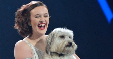 Britain's Got Talent Do Muchloved Winners Ashleigh And Pudsey Have Their Own Stage Show?
