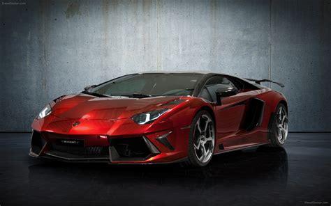 Lamborghini Aventador Picture by Mansory Lamborghini Aventador Lp700 4 2012 Widescreen