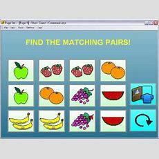 Match Games & Memory Games Training Workbook Series Youtube