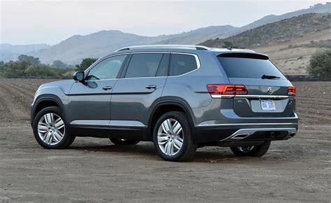 Ratings And Review 2018 Volkswagen Atlas  Ny Daily News