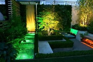 Small garden led lights