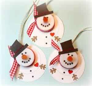 karen s creations snowman tea light ornaments