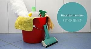 Tipps Für Den Haushalt : sponsered video zeit sparen im haushalt tipps f r weniger stress im alltag lavendelblog ~ Markanthonyermac.com Haus und Dekorationen