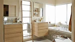 Renovation Salle De Bain Leroy Merlin : am nagement de salle de bains c t maison ~ Mglfilm.com Idées de Décoration