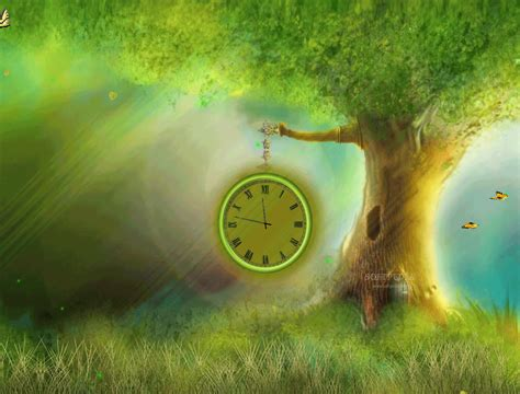 Free Animated Clock Wallpaper For Desktop - clock animated wallpaper 1 0 0