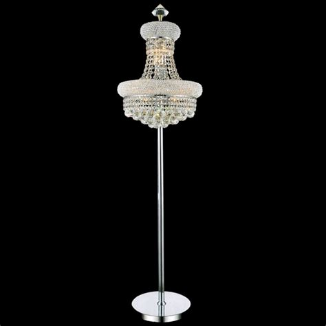 gold crystal floor l brizzo lighting stores empire crystal floor l chrome
