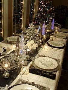 Christmas table of the prettiest I ve seen This