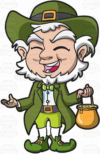 Leprechaun Clipart Pot Hobbit Charming Clipartlook Clip