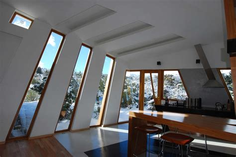 home interior window design dynamic architecture ribbon house by g2 estudio