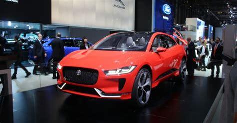 jaguar  pace  geneva motor show