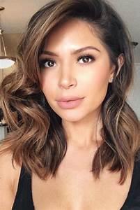 Highlights Lowlights For Dark Brown Hair Balayage Hair