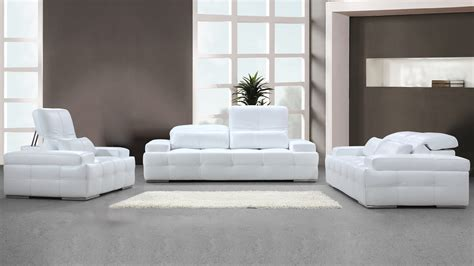 canapé cuir moderne design salons cuir mobilier cuir
