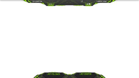 Twitch Overlay Template Turnon Twitch Overlay Streamlays