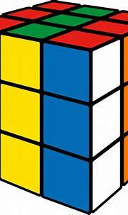 Rubik's cube stripe2 vector icon   SVG(VECTOR):Public ...