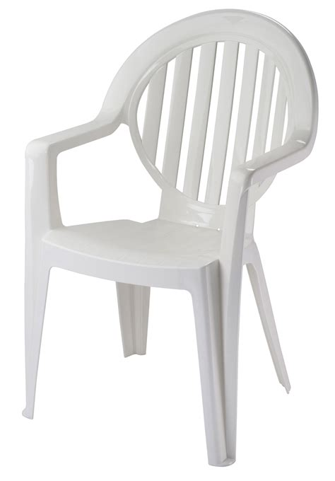 chaise alin a awesome fauteuil de jardin multiposition blanc images