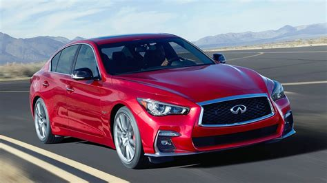 2020 Infiniti Q50 Likely To Be V6-Only